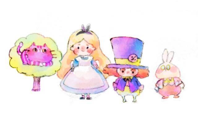 Alice's Dream喜愛羊毛氈wool felt