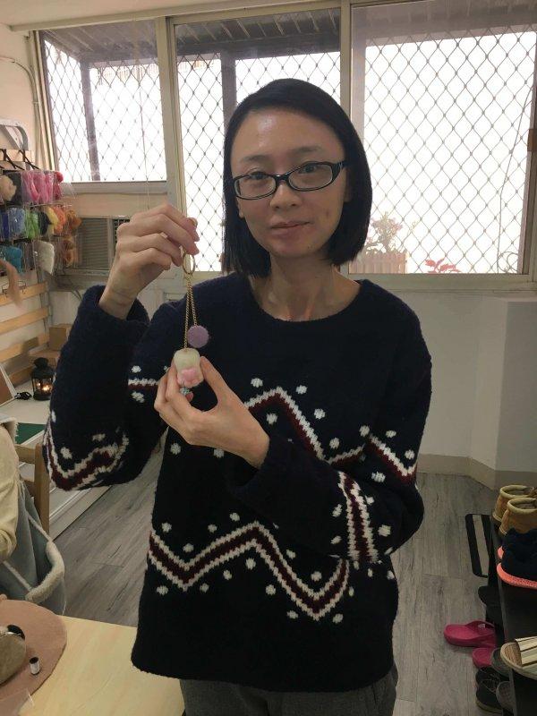【羊毛氈課程】學生作品-79