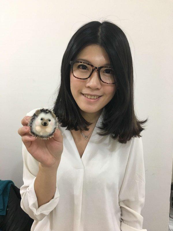 【羊毛氈課程】學生作品-57