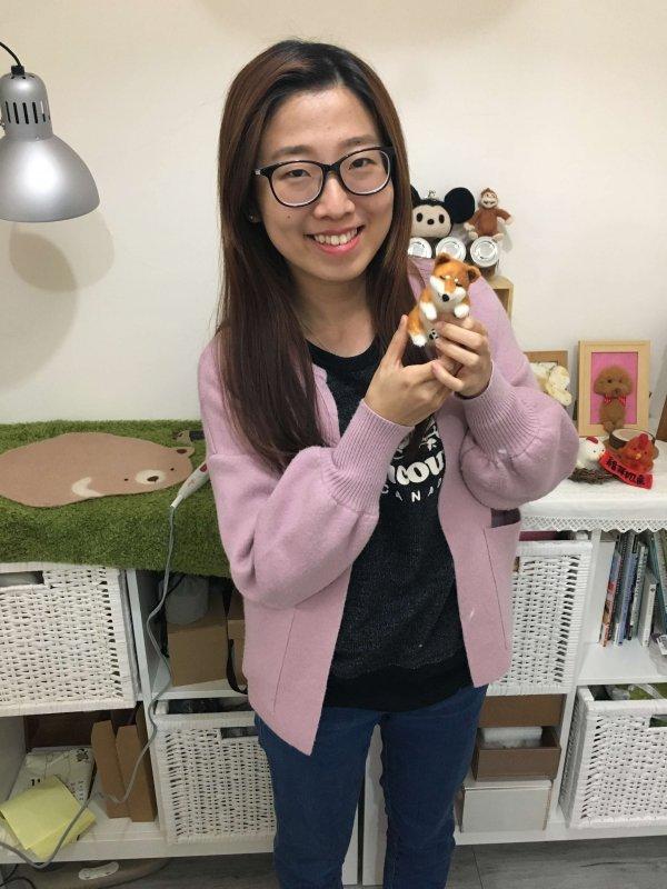 【羊毛氈課程】學生作品-50