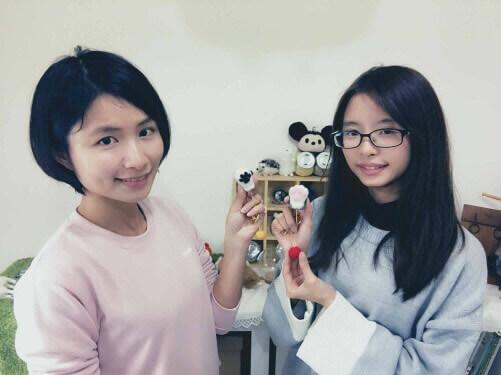 【羊毛氈課程】學生作品-68