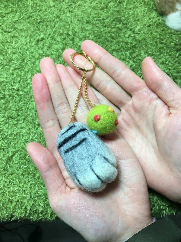 【羊毛氈課程】學生作品-70