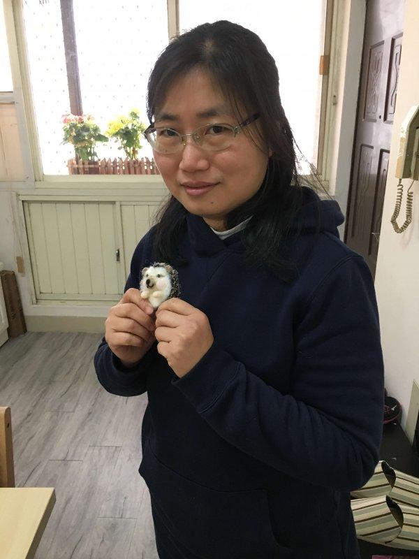 【羊毛氈課程】學生作品-61
