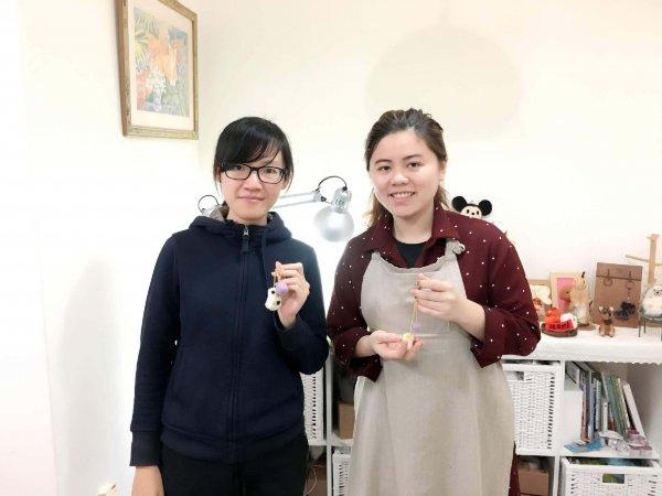 【羊毛氈課程】學生作品-76