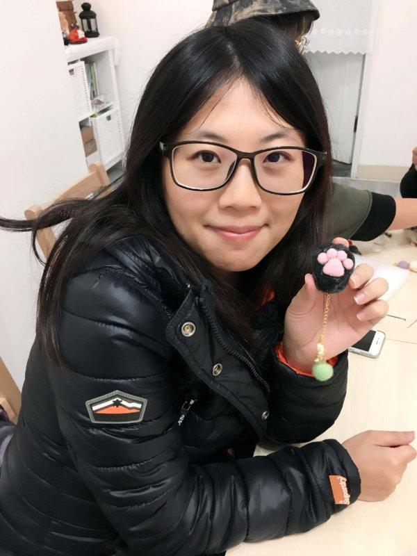 【羊毛氈課程】學生作品-65