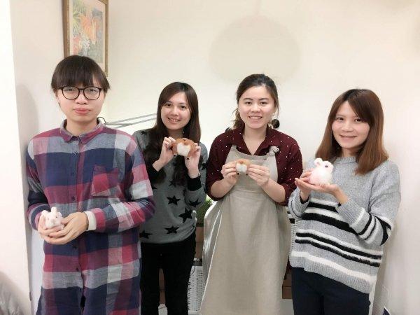 【羊毛氈課程】學生作品-42