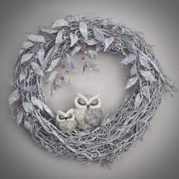 【夢幻】超美麗的漸層色調羊毛氈創作