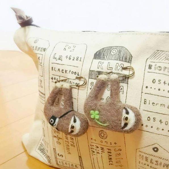 【可愛】超可愛羊毛氈創作小物
