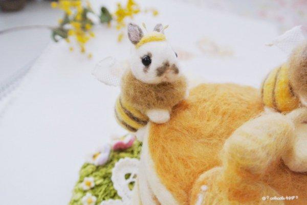 【展覽】超可愛療癒小兔兔羊毛氈