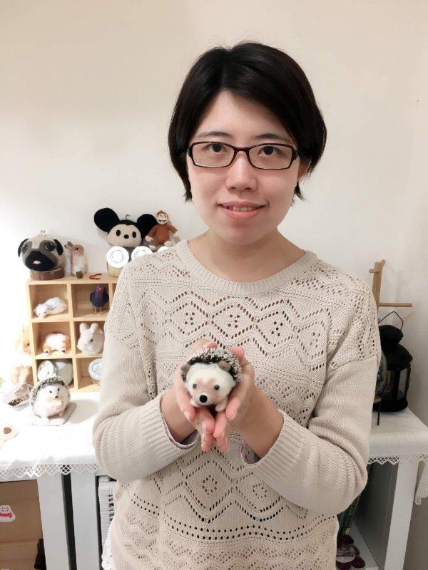 【羊毛氈課程】學生作品-21