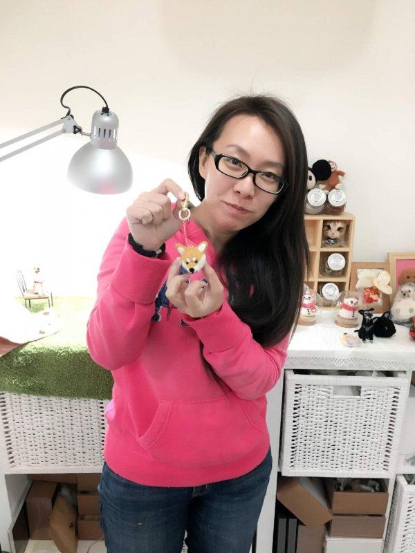 【羊毛氈課程】學生作品-33