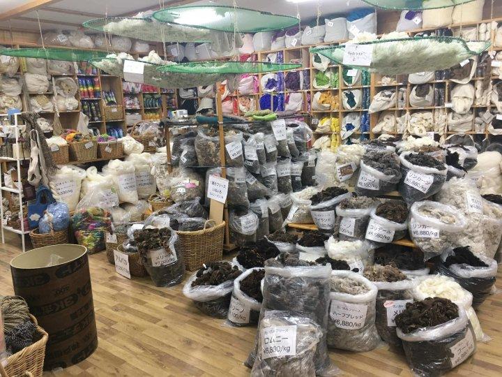 【手扎】日本羊毛氈老店ananda,浸泡在羊毛世界裡
