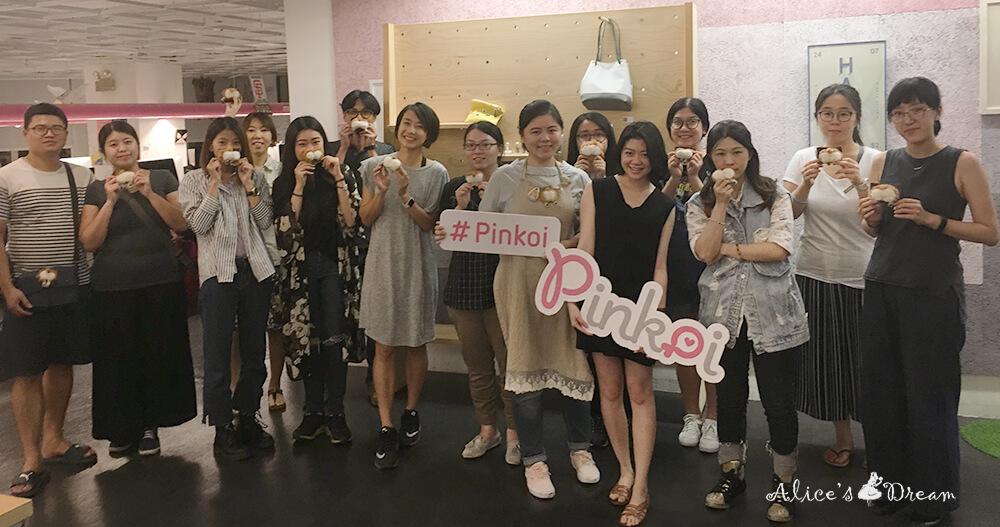 【企業合作】Pinkoi品品學堂X愛麗絲手作坊『柯基ㄉㄨㄞㄉㄨㄞ屁羊毛氈別針』-下集